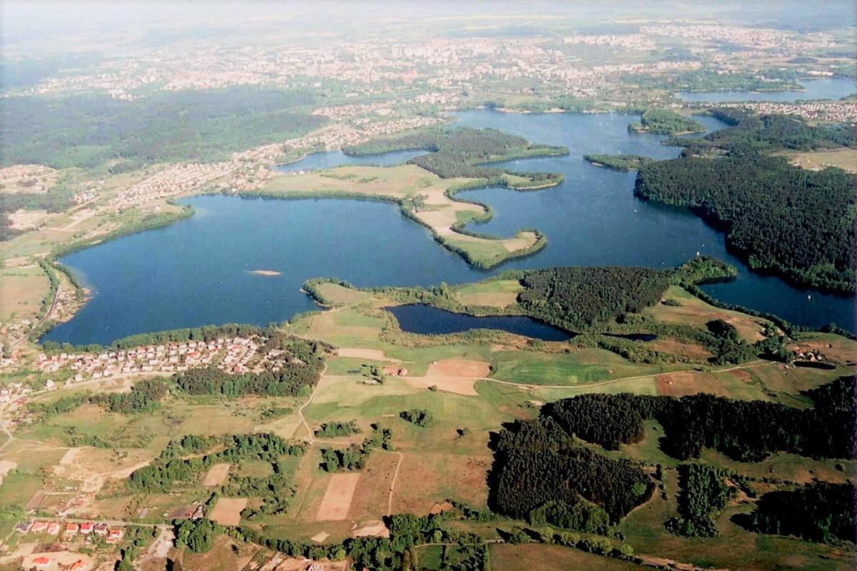 Bezpieczniej nad mazurskim jeziorem