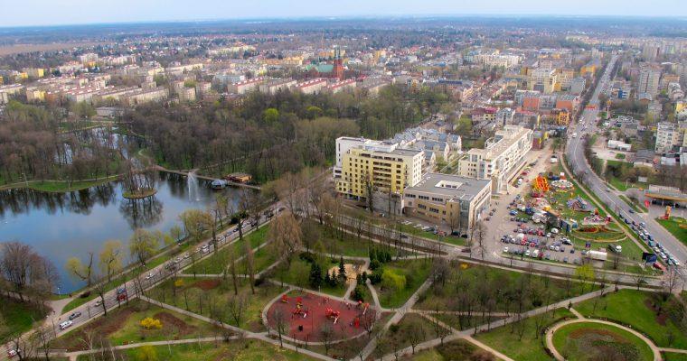 Powiat Pruszków – budowa i integracja