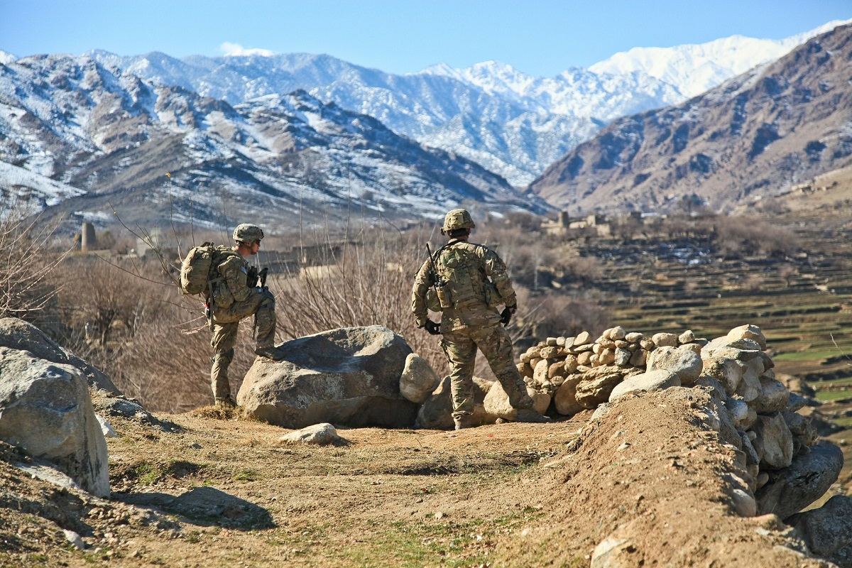 Syreny digitex ostrzegają polskich żołnierzy w Afganistanie