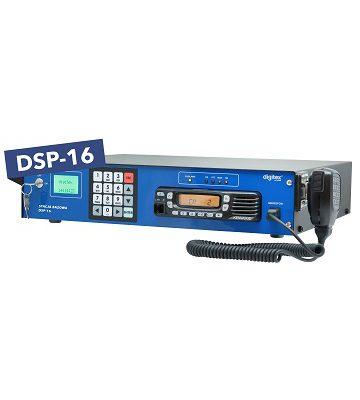 Cyfrowa stacja bazowa DSP-16