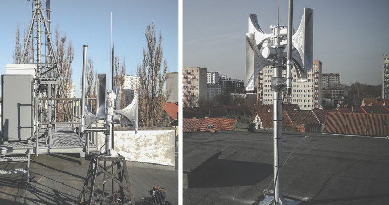 System alarmowania ludności digitexCZK/IP w Olsztynie