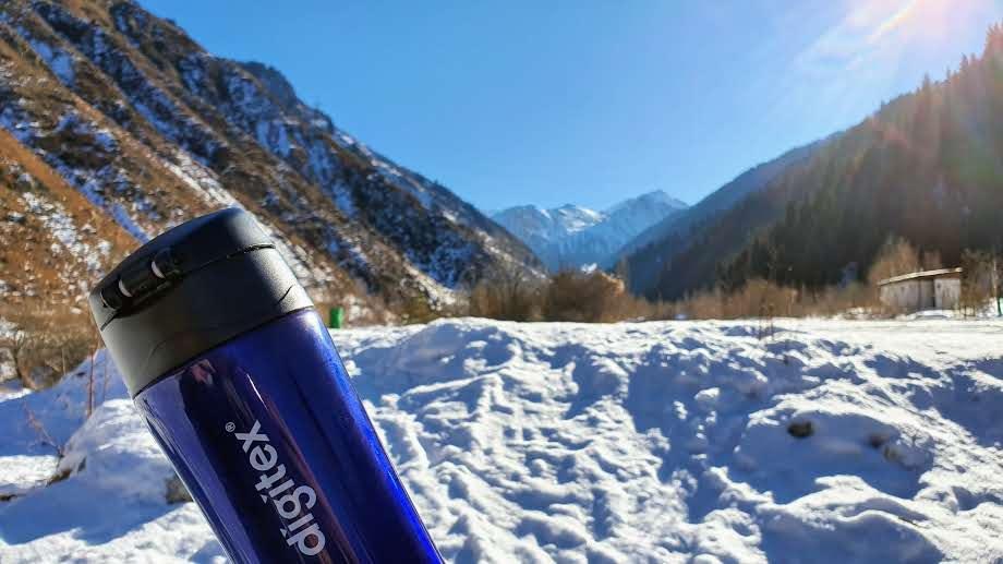 W poszukiwaniu zimy.. Kazachstan